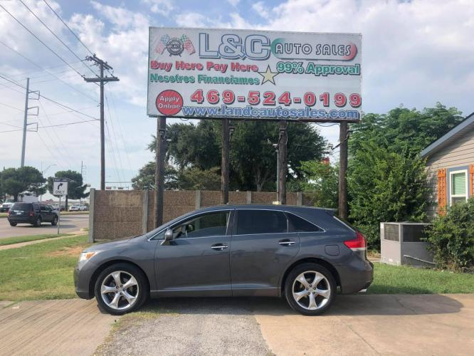 2011 Gray Toyota Venza FWD V6 (4T3ZK3BB0BU) with an 3.5L V6 DOHC 24V engine, Automatic transmission, located at 1830 North Belt Line Road, Irving, TX, 75061, (469) 524-0199, 32.834373, -96.993584 - Photo #0