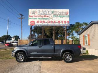 2007 Toyota Tundra SR5 Double Cab 2WD
